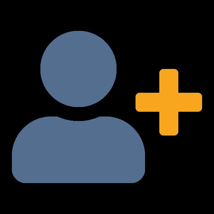 Icon Personalverleih und -vermittlung